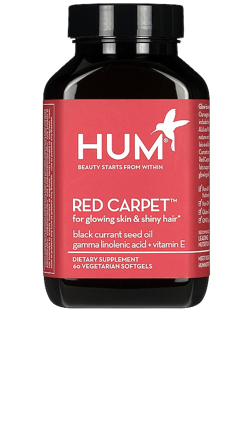 Red Carpet Skin and Hair Health Supplement