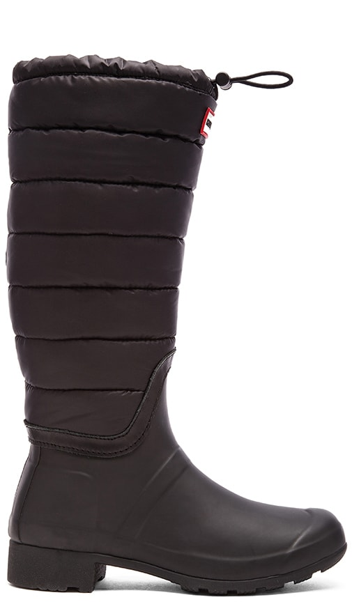 Hunter Original Quilted Leg Boot in