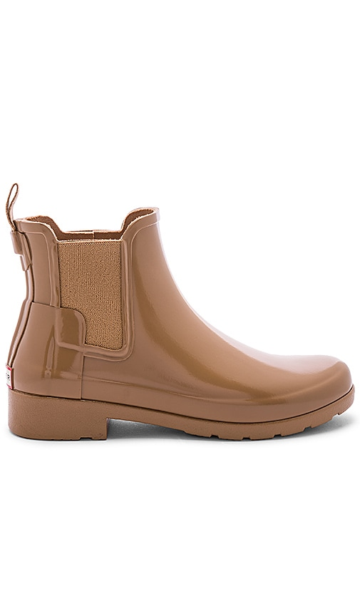 forefront of the times selected material best selling Original Refined Chelsea Gloss Boot