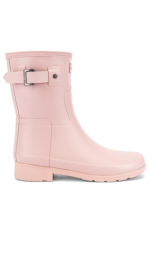 Refined Short Matte Boot