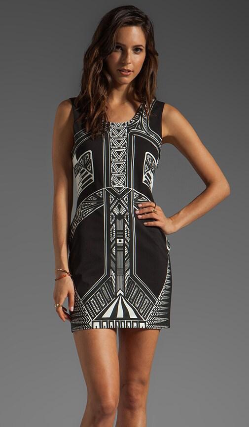 Tribal Elegance Dress