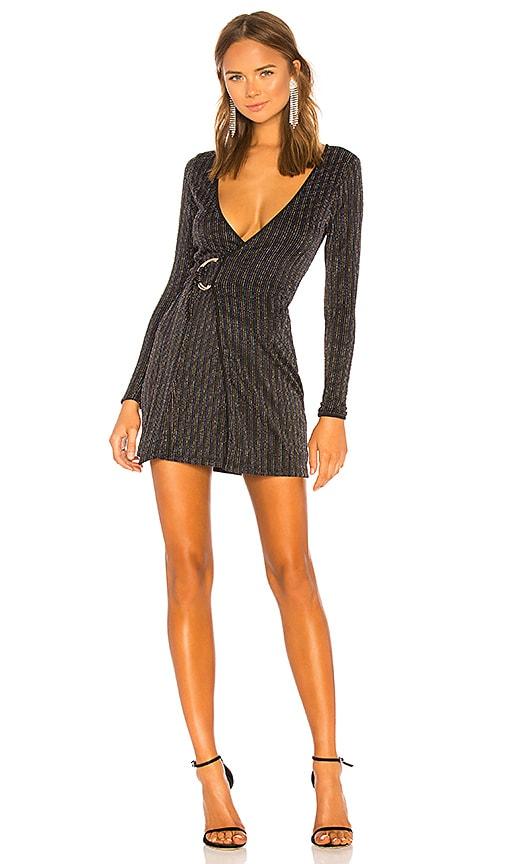 Cherie Wrap Dress