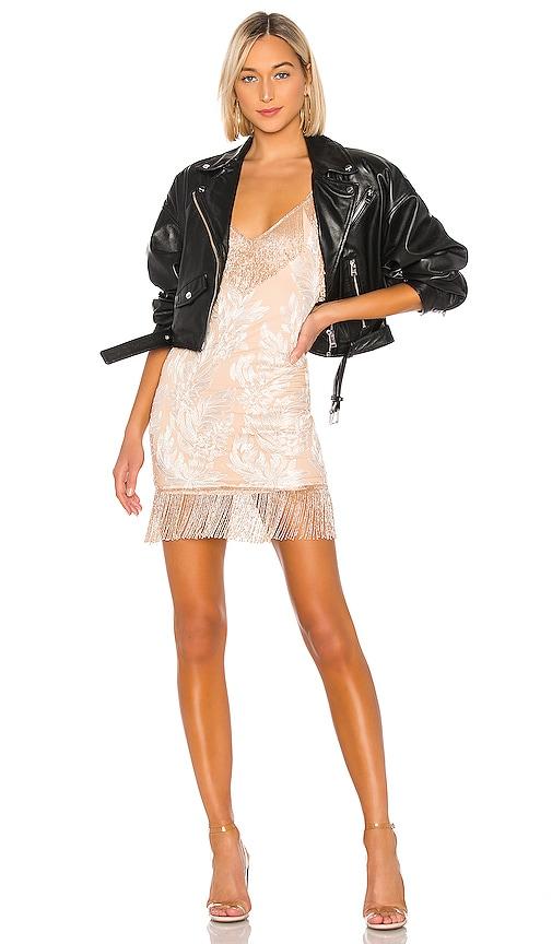 Janisa Embellished Mini Dress