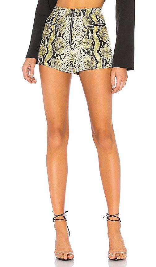 Eva Snake Shorts