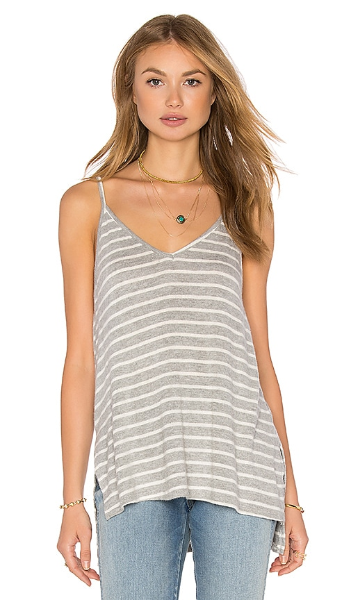 Hye Park and Lune Serena Tank in Gray