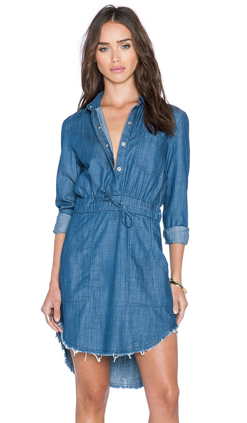 The Boiler Room Shirt Dress