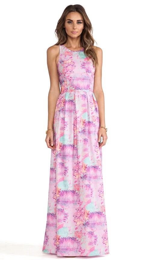 Ivory Gate Maxi Dress