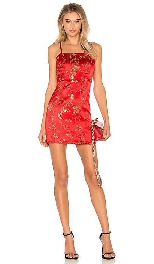 I.AM.GIA Kiko Dress in Red