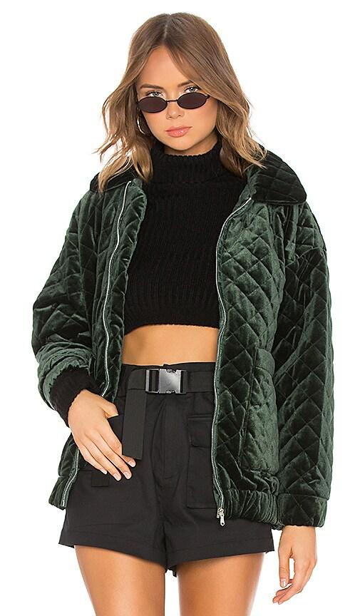 Contraband Velvet Jacket
