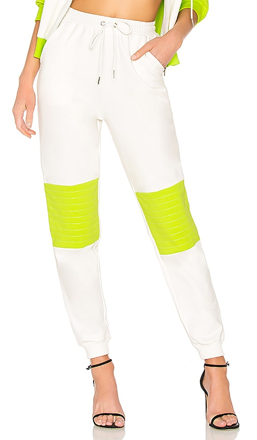 I.AM.GIA Chyna Track Pant in White