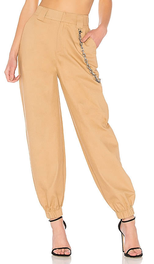 I.AM.GIA Cobra Pant in Tan