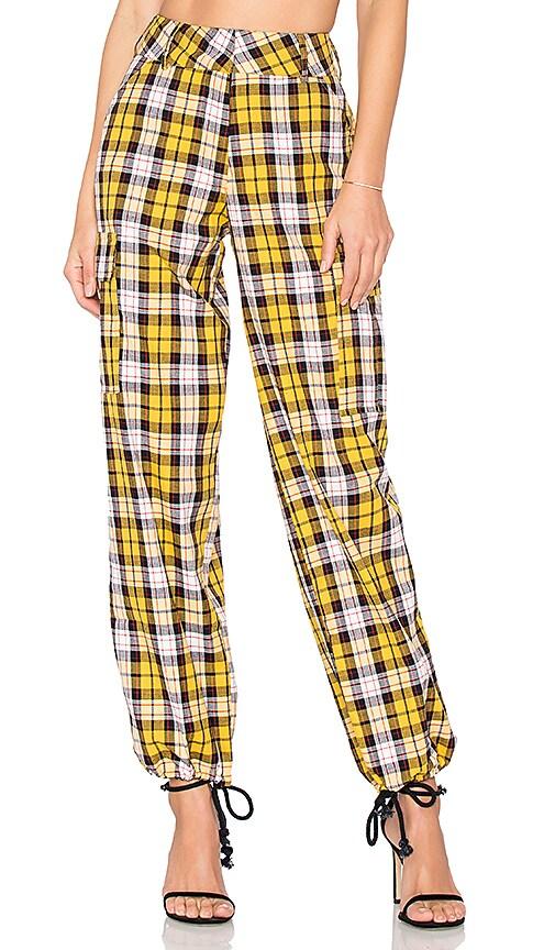 I.AM.GIA Keidis Pant in Yellow