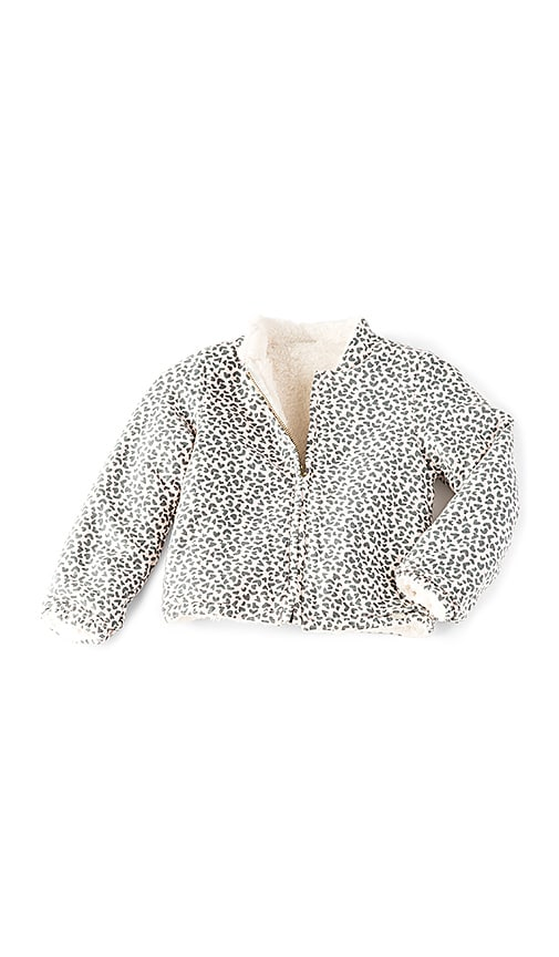 IKKS Paris Reversible Jacket in Pink