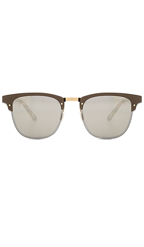 illesteva Cordova II Sunglasses in Brown