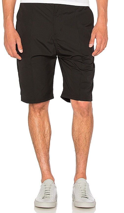 I Love Ugly Dane Short in Black