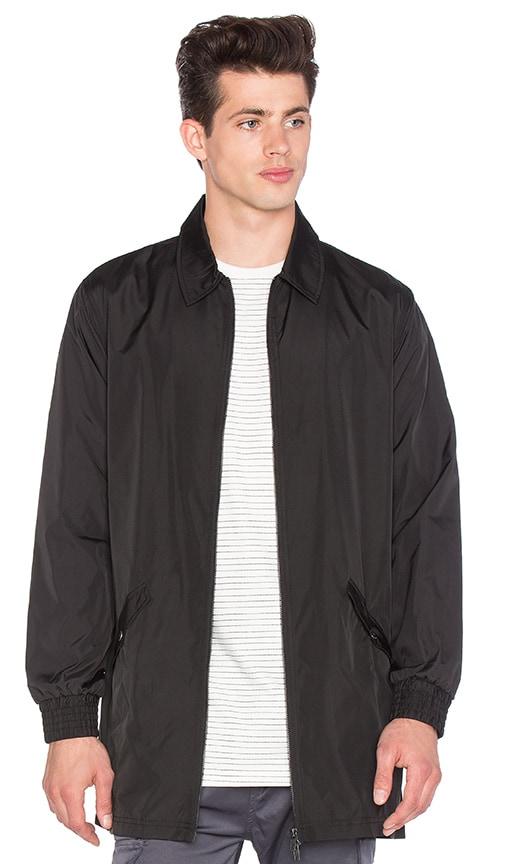 Longline Coaches Jacket