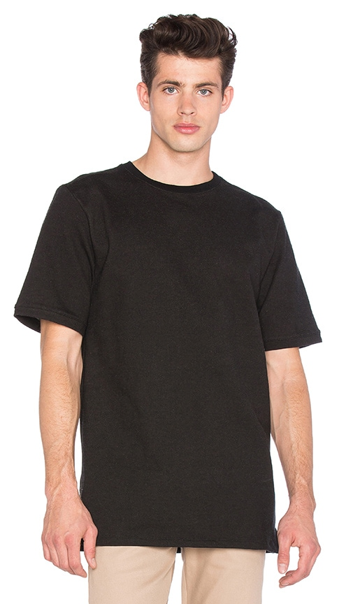 I Love Ugly Overlayer Tee in Black