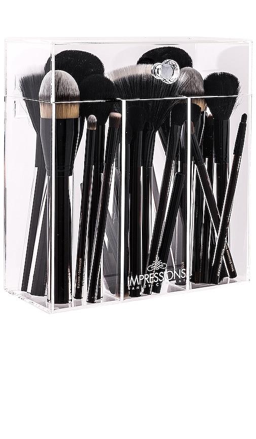 Diamond Collection Brush Holder
