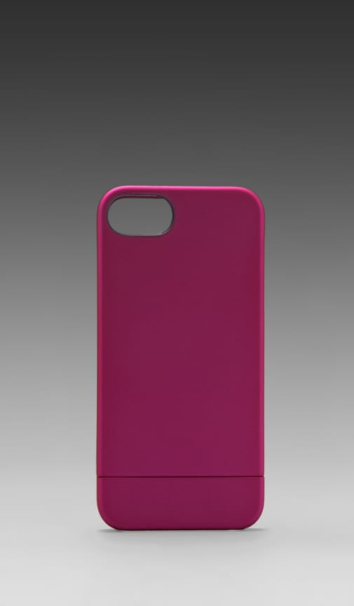 iPhone 5 Crystal Slider Case Snap Case