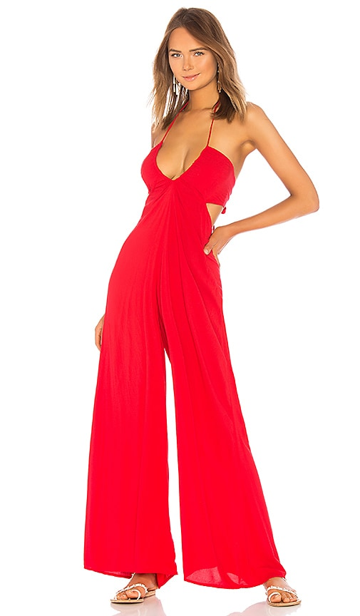 Jagger Flare Jumpsuit