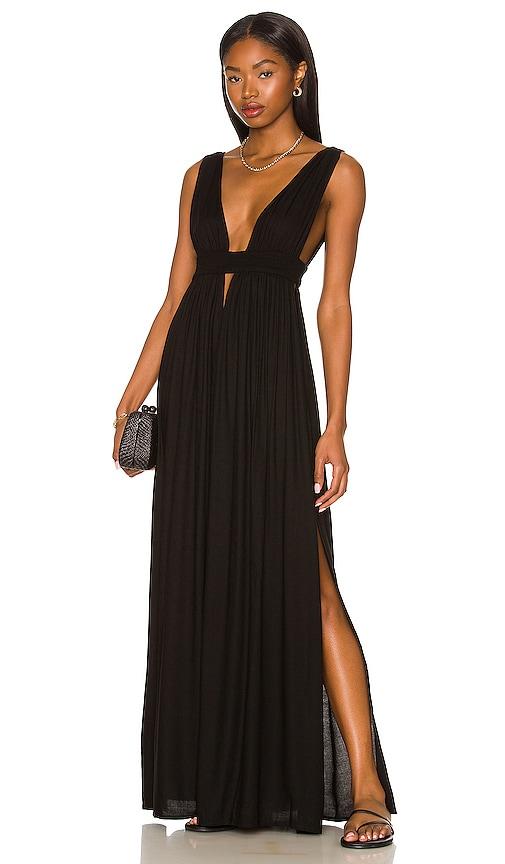 Anjeli Empire Maxi Dress