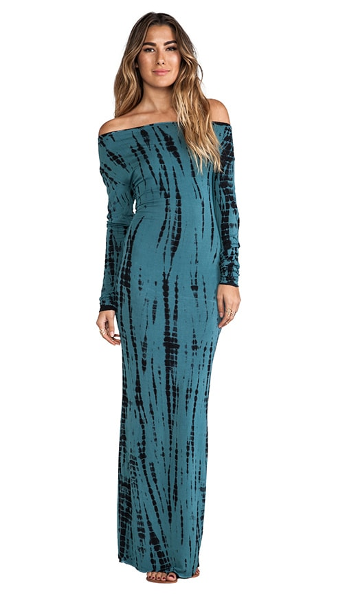 Santee Long Sleeve Maxi Dress
