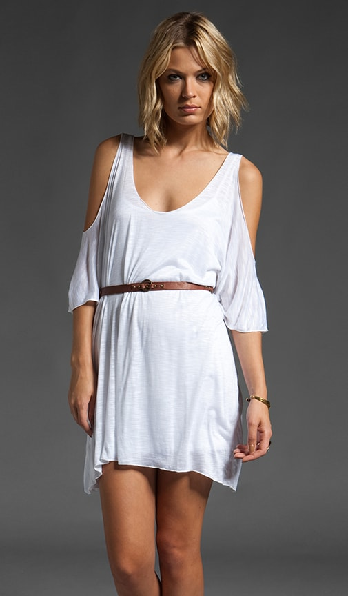Yang Cold Shoulder Tunic