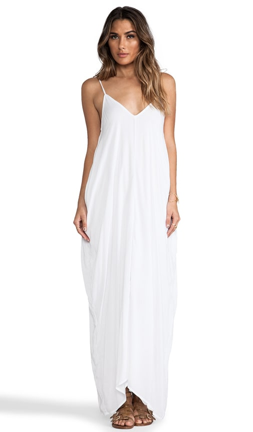 Nala Lined Simple Flow Maxi
