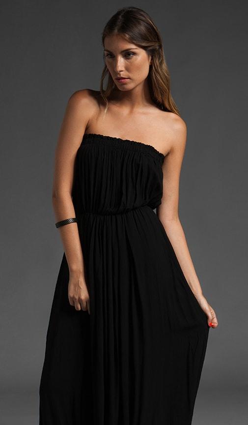 Moana Strapless Maxi Dress