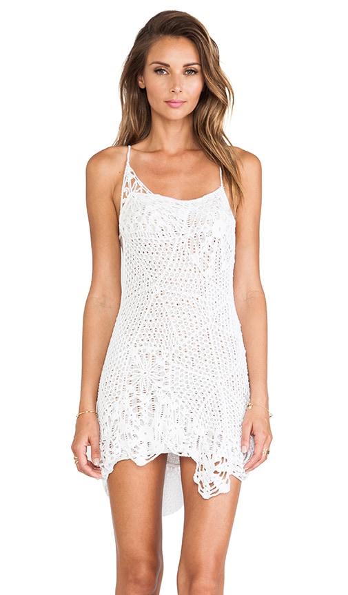 Sloan Web Cocktail Dress