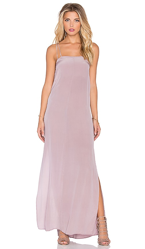 Indah Tawa Maxi Dress in Lilac