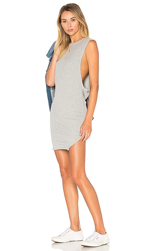 Indah Tallow Dress in Gray