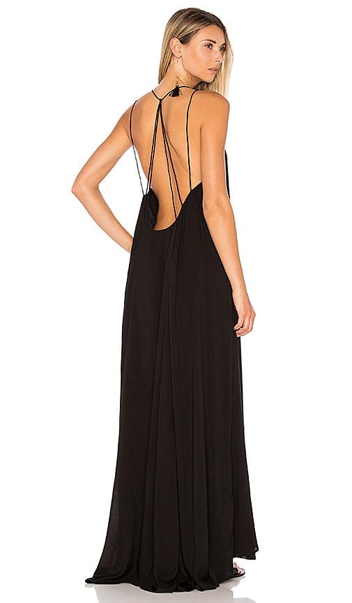 Indah Maddox Dress in Black