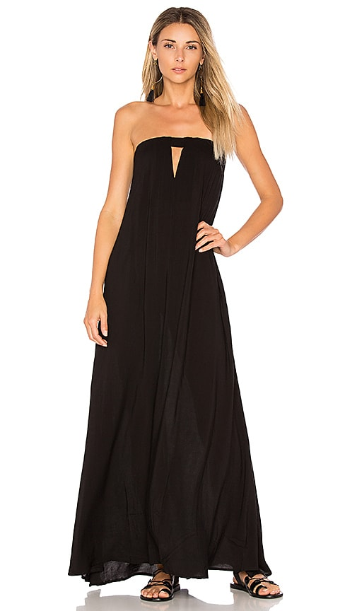 Indah Sail Dress in Black