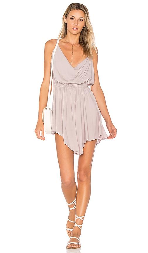 Indah Tahani Dress in Lavender