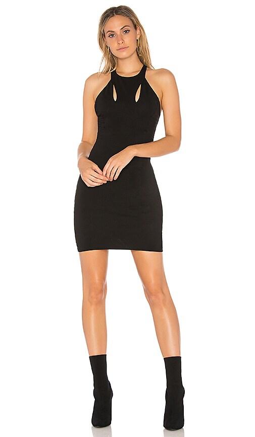 Indah Delish Dress in Black