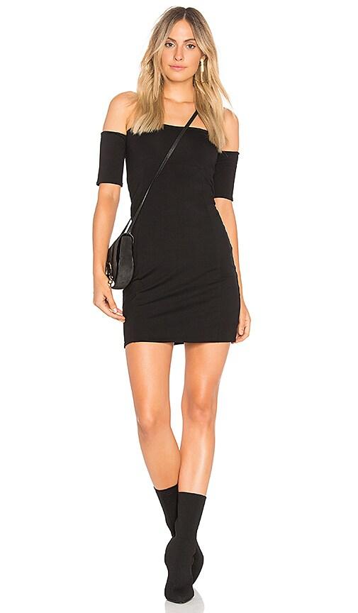 Indah Coconut Dress in Black