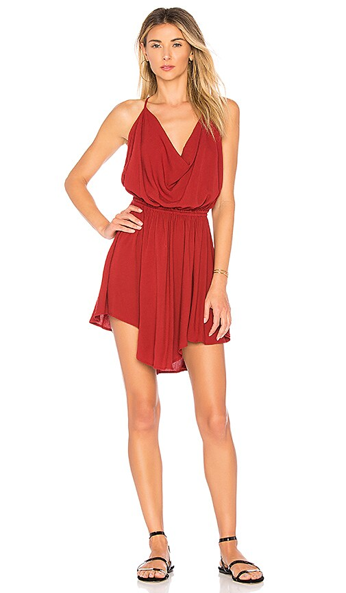 Tahani Cocktail Dress in Red. - size S/M (also in M/L) Indah Discount Eastbay h5muimq