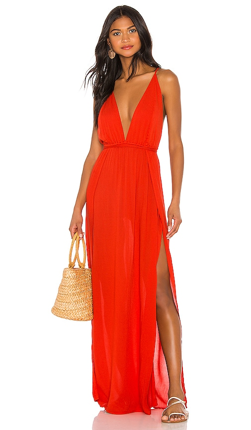 River Maxi Dress