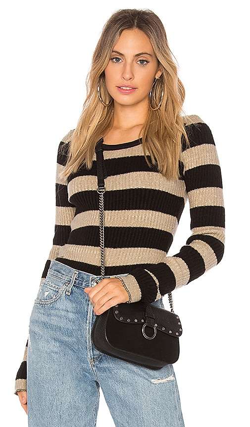 Indah Fireball Sweater in Brown