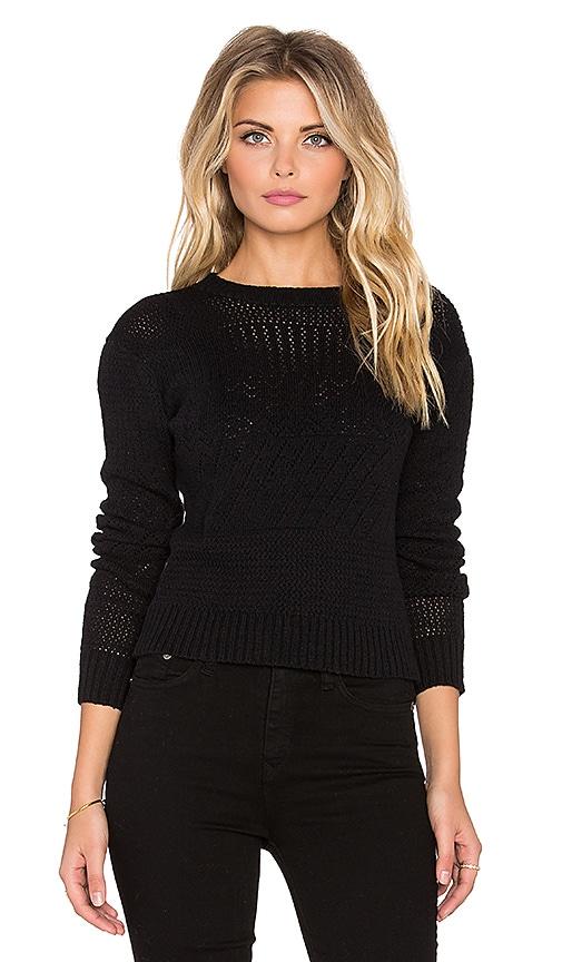 Jane Knit Crop Sweater