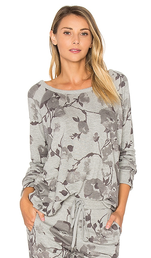 Indah Nachos Sweatshirt in Gray