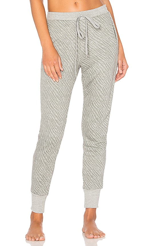 Indah Cold Beer Sweatpant in Gray