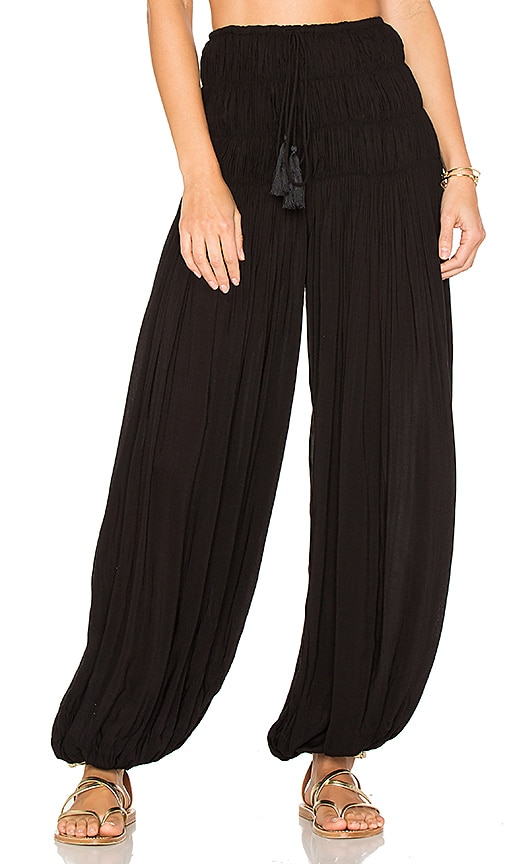 Indah Heron Pant in Black