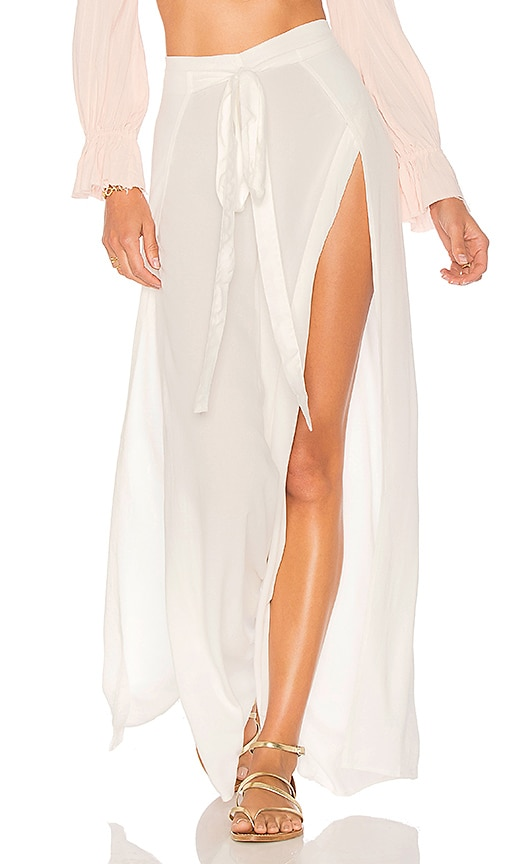 Indah Eclipse Pant in Ivory