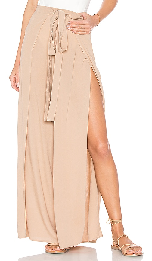 Indah Eclipse Pant in Tan
