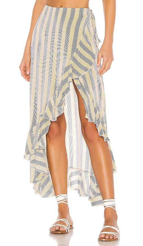 Reese Wrap Skirt