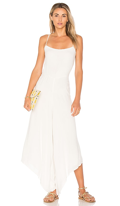 Armand Jumpsuit in Ivory