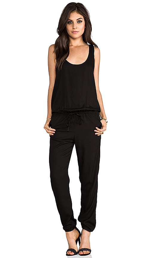 Rhodes Simple Tank Jumpsuit