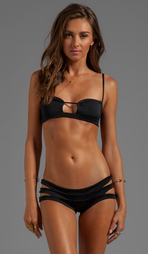 Laguna Cut Out Bikini Top